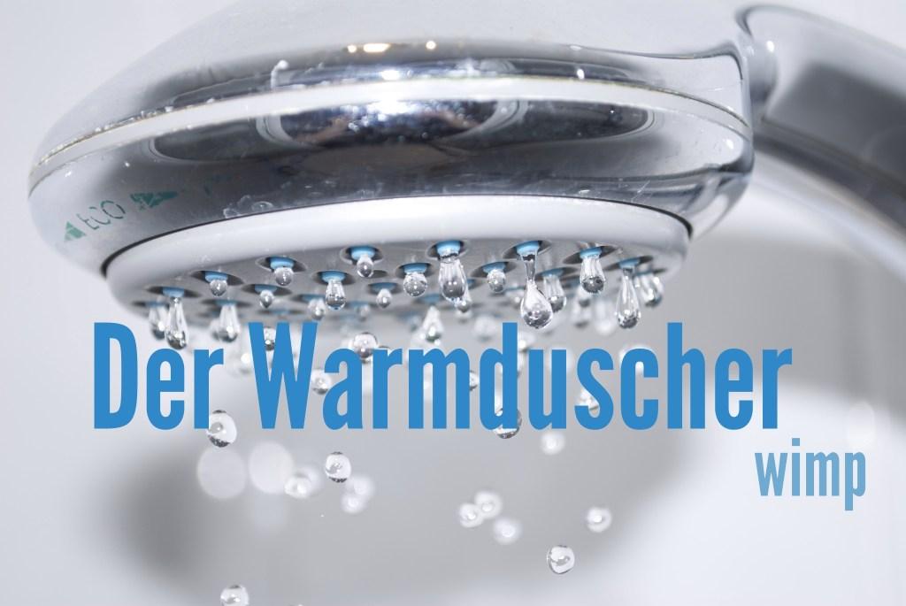 German-Warmduscher