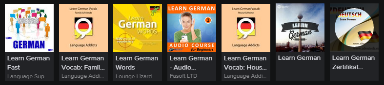 spotify-german-courses