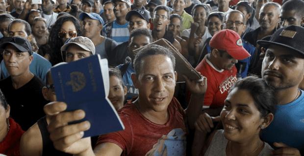 Cuban-migrant