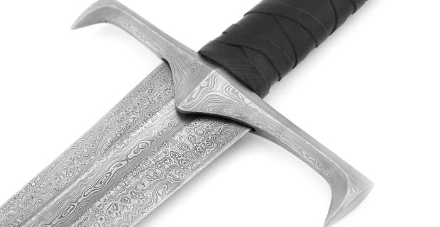 Damascus-steel-sword