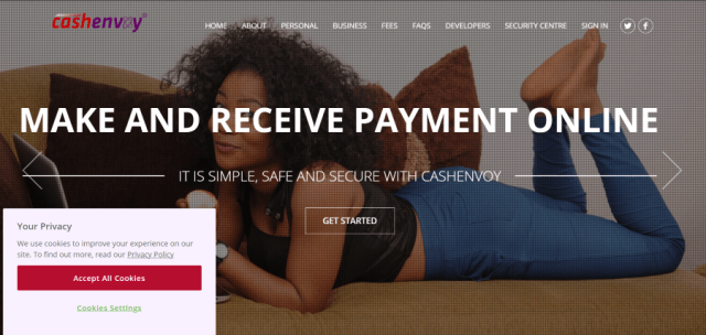 cashenvoy Online Payment Gateways For E-Commerce Stores In Nigeria 2021