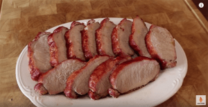 sliced loin