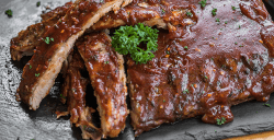 Pressure Cooker Spare Ribs