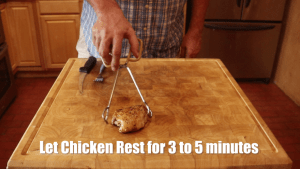 rest chicken