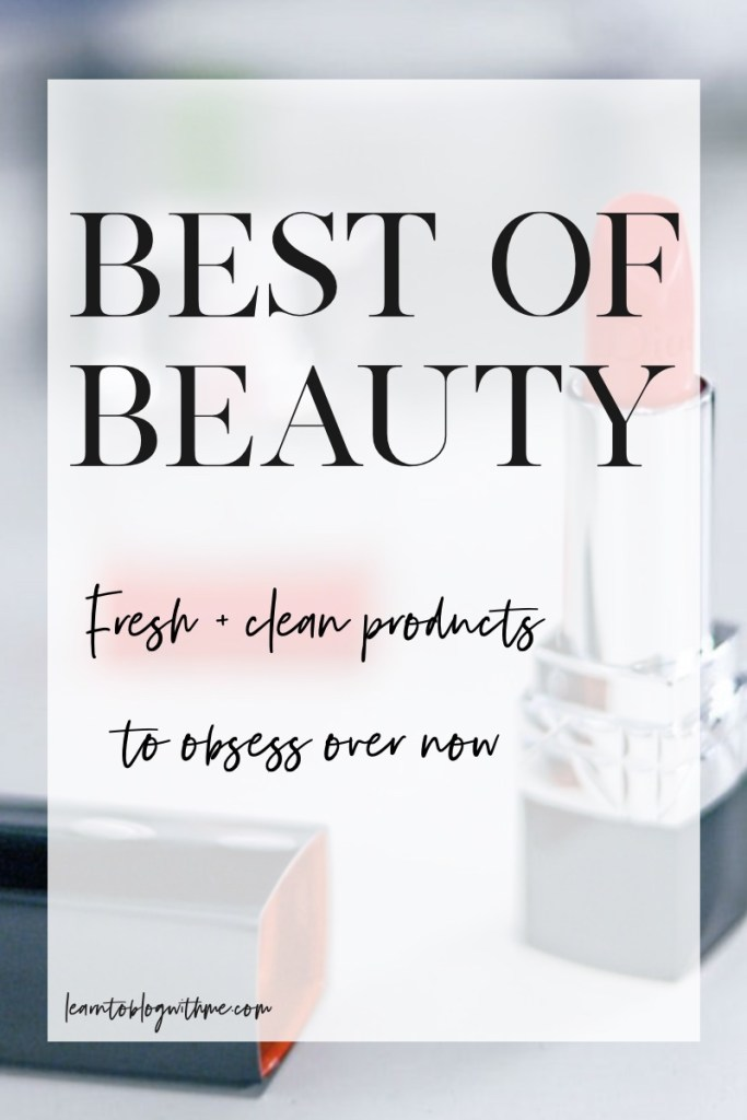 Discover the best cruelty free products - updated for 2019! This is the ultimate list, make sure to Pin it for later ♡ Find the best cruelty free makeup, skincare and hair care products now. #crueltyfreeproducts