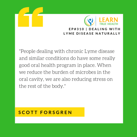 Dealing With Lyme Disease Naturally | Scott Forsgren