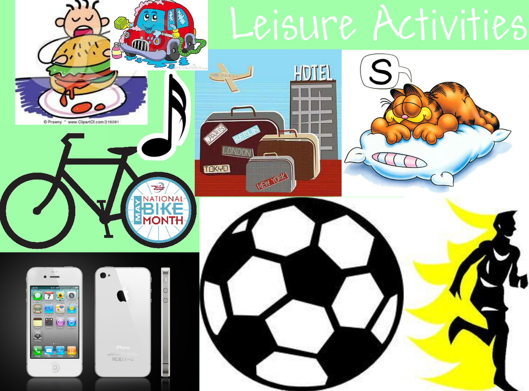 Monday February 1 Schedules And Leisure Activities
