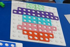 Symmetry in Action: Numicon