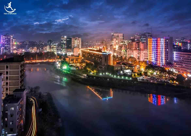 DHAKA | Poem about the Megacity of Bangladesh | The Stricker