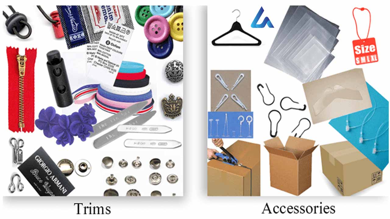 Garments Trims and Accessories List- Leartex Magazine