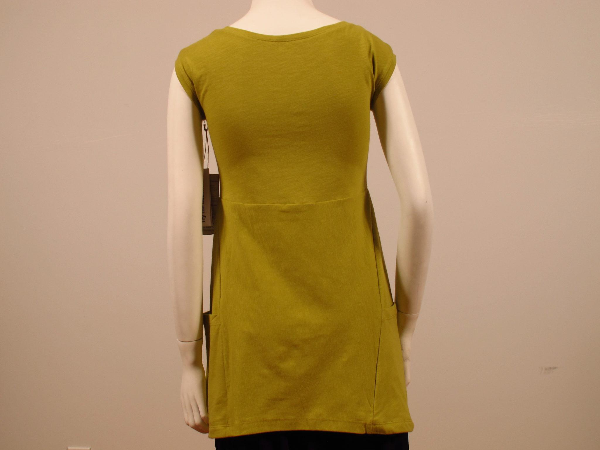 595a395fd38923 Maggie's Organics. Organic Cotton Sleeveless Slub. - Lea's