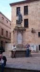 Figur in Salamanca