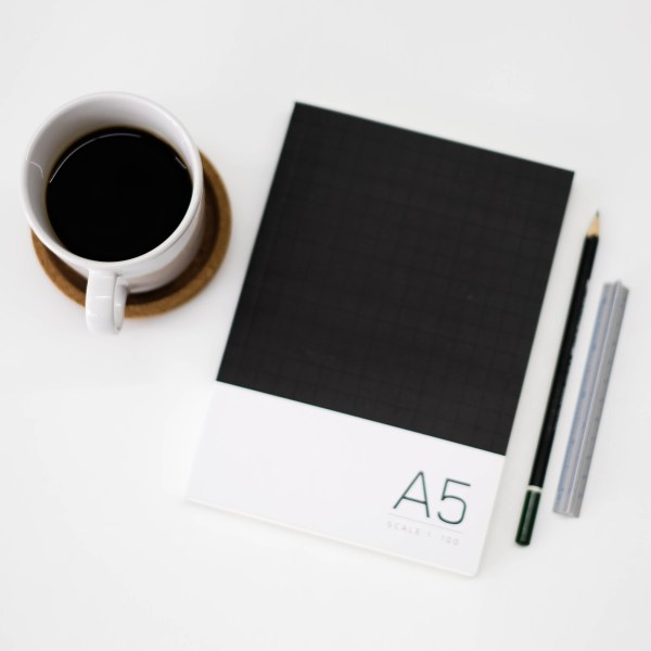 03 Sketchbook A5 Plain -Black onyx (1)