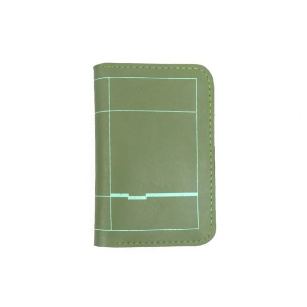HUB Namecard-Green