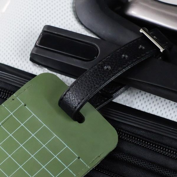 HOLI Luggage-Green (2)