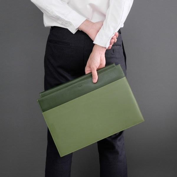 HARDEN Sleeve Case13-Forest green green (14)