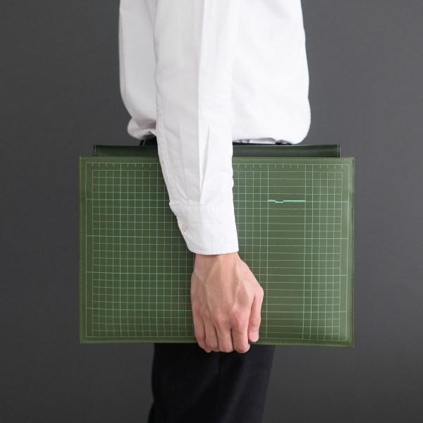 HARDEN Sleeve Case13-Forest green green (3)