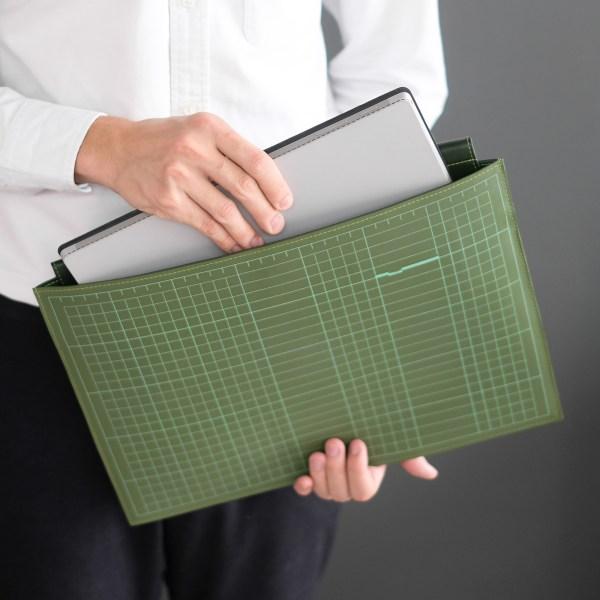 HARDEN Sleeve Case13-Forest green green (8)