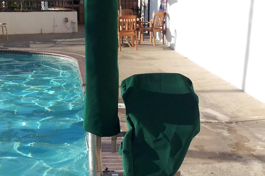 Pool lift cover