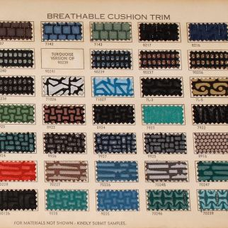 1960 OAIT Pg 15 Breathable Cushion Trim