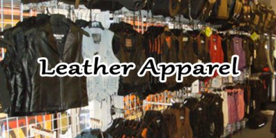 Leather Clothing & Apparel
