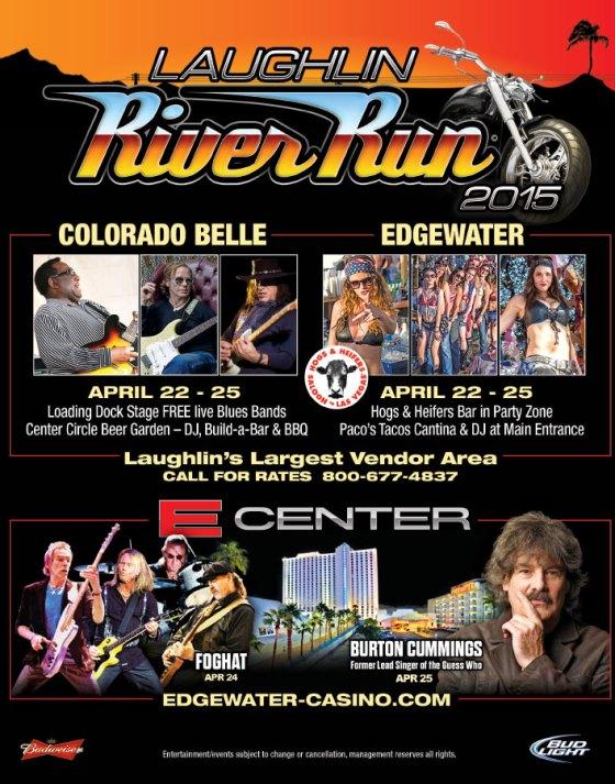 Laughlin River Run April 22-26th