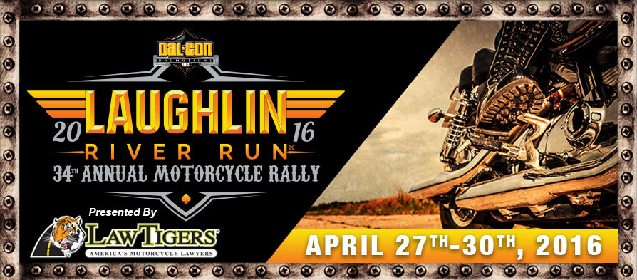 Laughlin River Run Motorcycle Rally