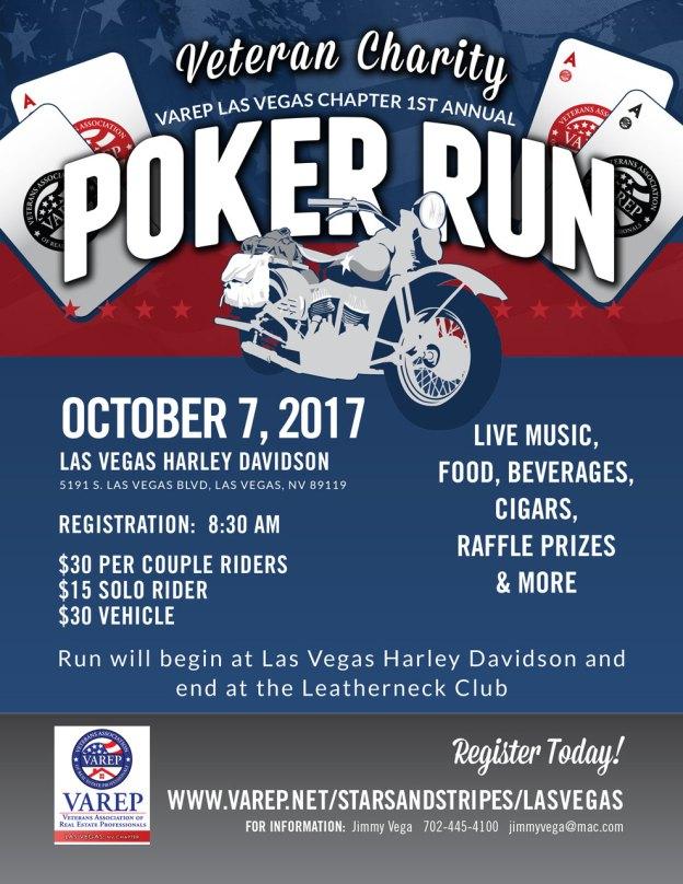 VAREP Poker Run