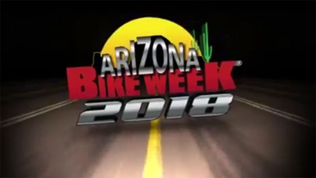 Arizona Bike Week, April 11th - 15th, 2018