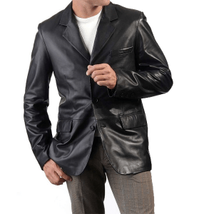 Class- Men's Black Formal Coat