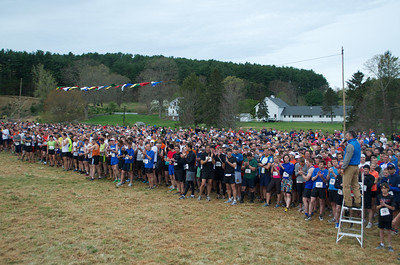 Leatherman's Loop Start 2012