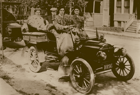 1905 Oldsmobile in New Jersey