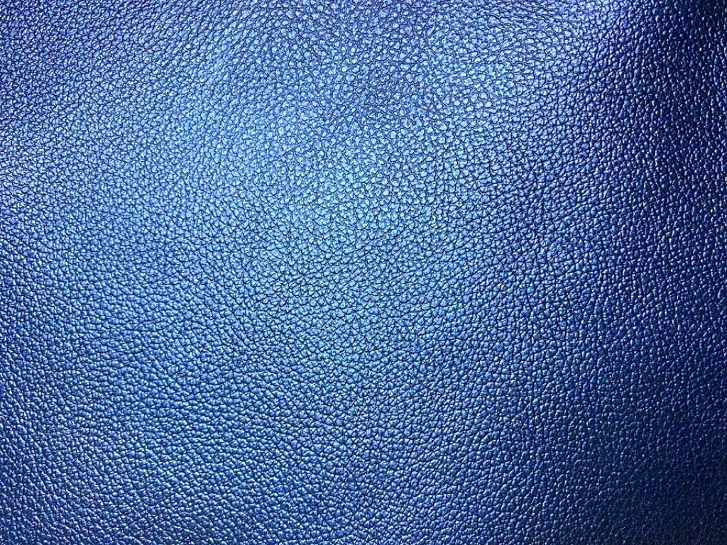 bizon albastru metalizat