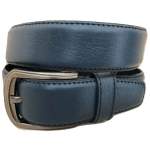 The Ultramarine dress Buffalo Leather Belt