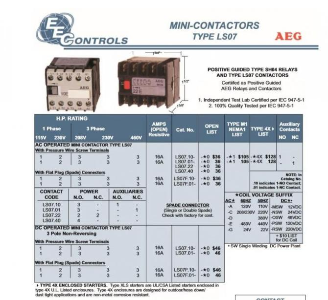 aeg ls07 contactor wiring diagram  top wiring diagram