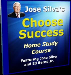 Jose Silva's Choose Success Home Study Course