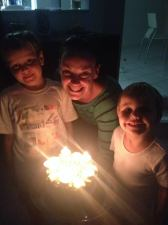 Eddie's 5th Birthday