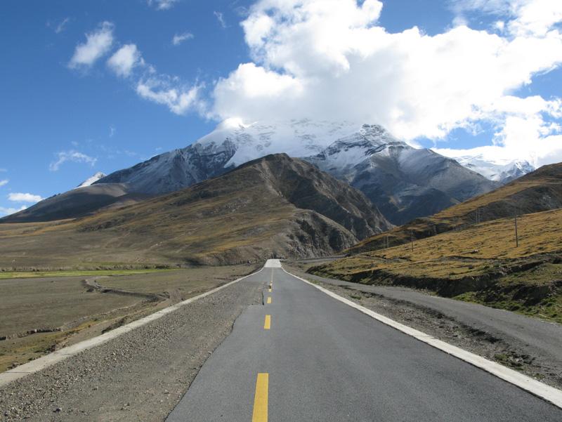 Tibet - Open Road