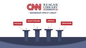 Early - 2nd GOP debate 2015
