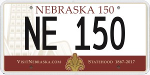 NE 150 Plate