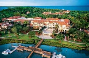 Sea Island resort