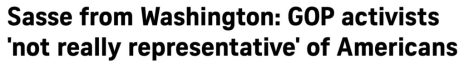 Washington Examiner headline