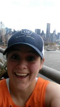 Selfie on the Queensboro Bridge