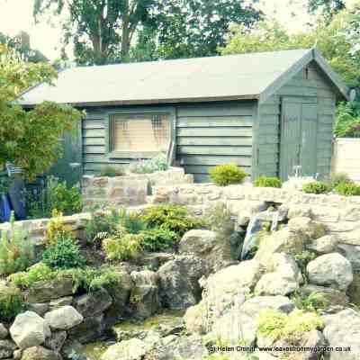 Sheds, Sheds, Glorious Garden Sheds!