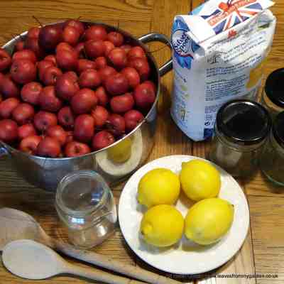 Pickles and Preserves – using Kitchen Garden Gluts