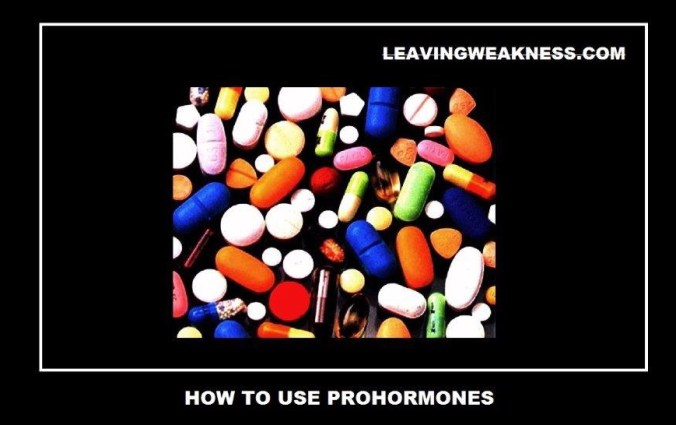 How To Use Prohormones