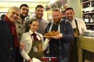 puok e med hamburgeria gigione nuova sede 31 egidio cerrone raffaele cariulo gennaro cariulo