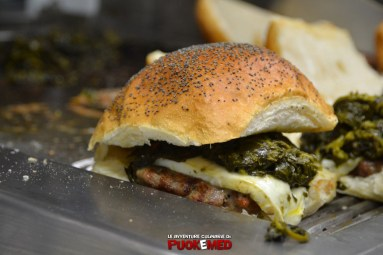puok e med hamburgeria gigione nuova sede 37 hamburger salsiccia provola friarielli