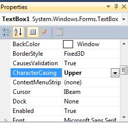 Merubah Input Textbox Menjadi Huruf Besar Atau Kecil