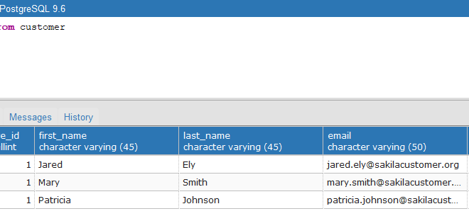 Tutorial Belajar PostgreSQL Limit